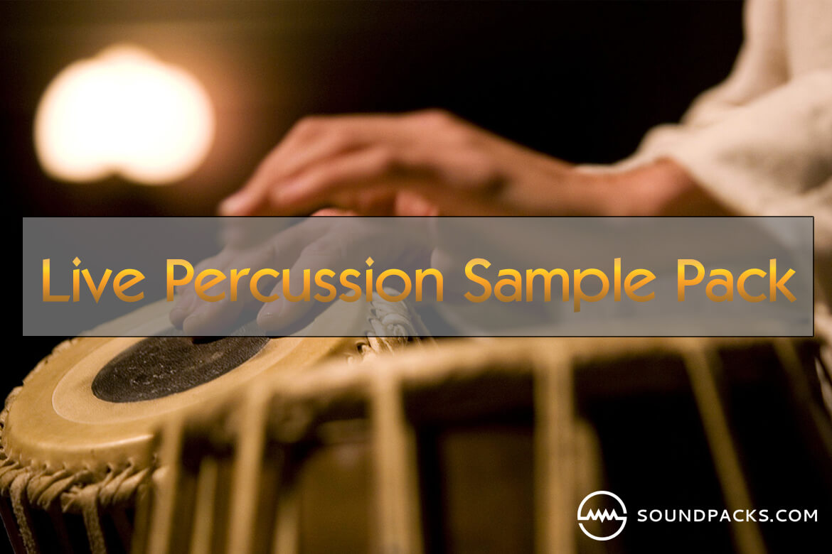 Live Percussion Sample Pack | SoundPacks com